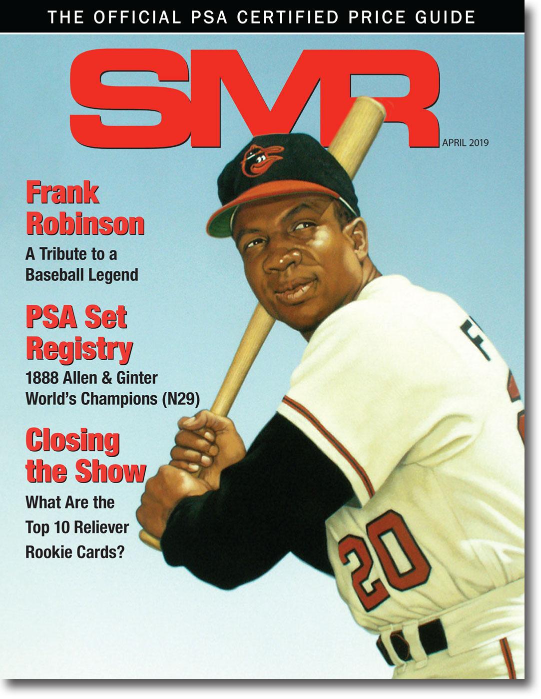 45643a0eec4 Baseball Card Values - PSA SMR Price Guide