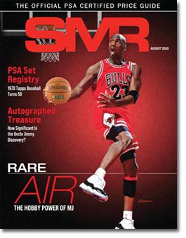 PSA Sports Market Report (SMR) Cover Image