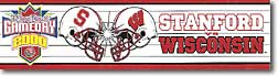 Standford vs. Wisconsin