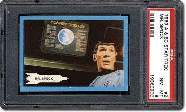 Mr. Spock\