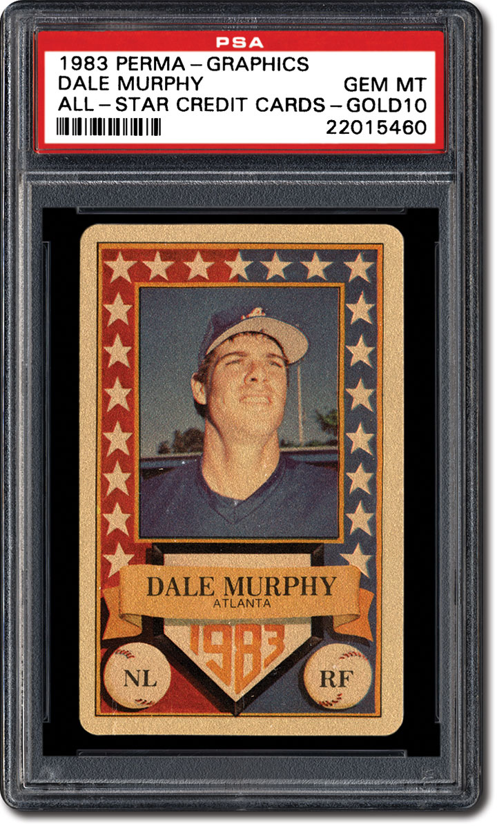 collector profile  building the ultimate dale murphy