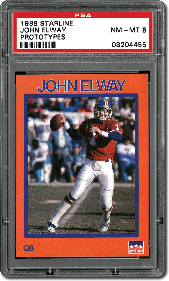 John Elway Trading Cards Collecting The Duke Of Denver