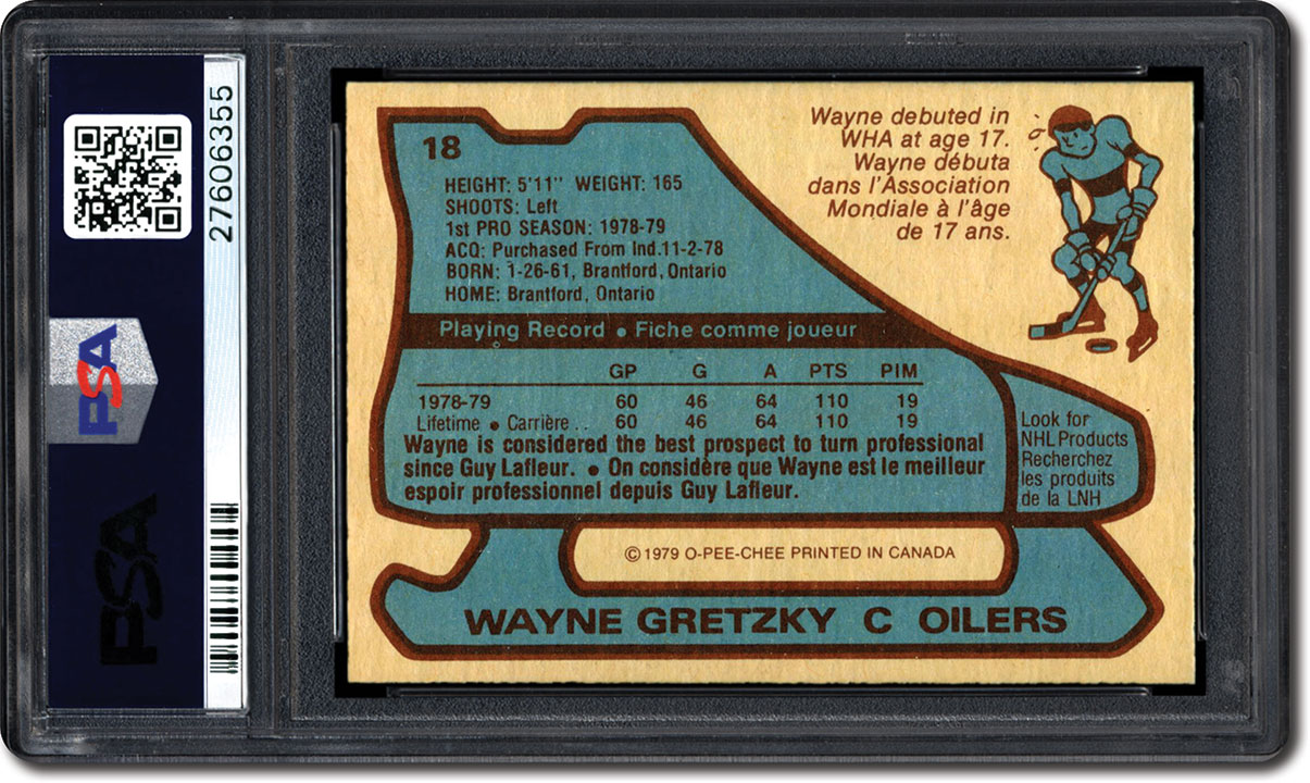 Psa Set Registry Collecting The Great One Records Rookies And