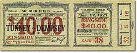 Tunney/Dempsey