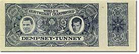 Dempsey/Tunney