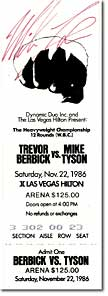 Berbick/Tyson