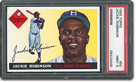 Psa Set Registry The 1955 Topps Baseball Card Set