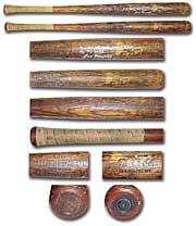 Ty Cobb bat