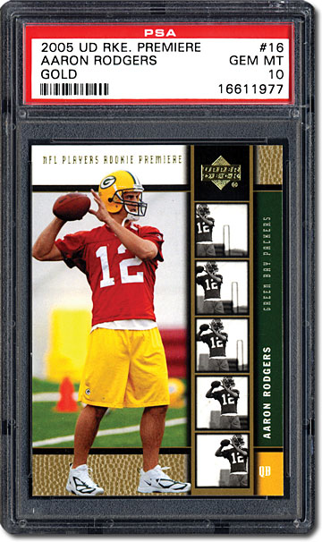 uk availability 6c55f f2639 PSA Set Registry: Tom Brady vs. Aaron Rodgers, Forces on the ...