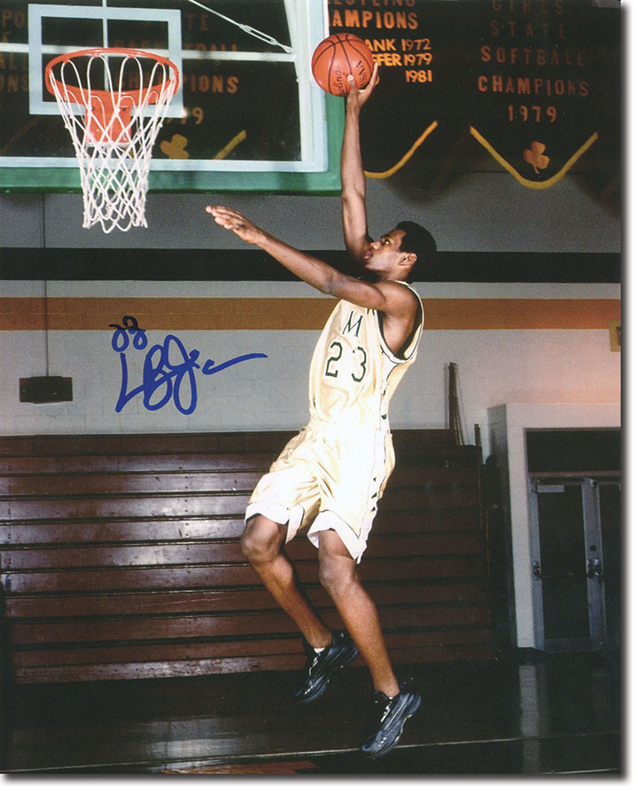 lebron james autograph - photo #35