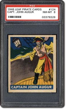 Capt John Augur