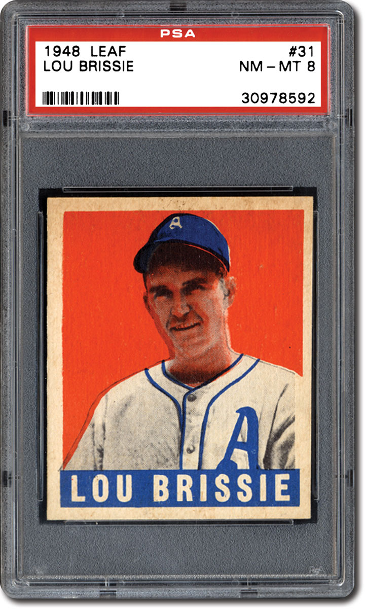 Psa Set Registry Collecting The 1948 Leaf Baseball Set The First