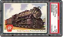 Pacific Type Loco