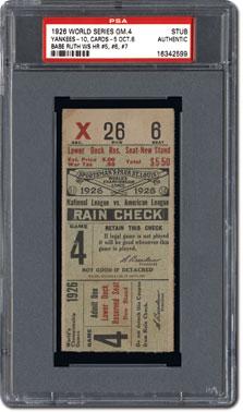 1926 World Series