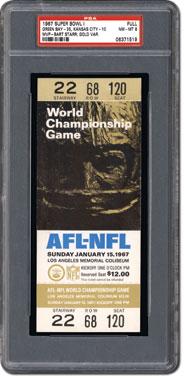 1967 Super Bowl
