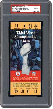 1968 Super Bowl