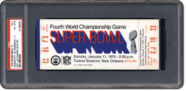 1970 Super Bowl