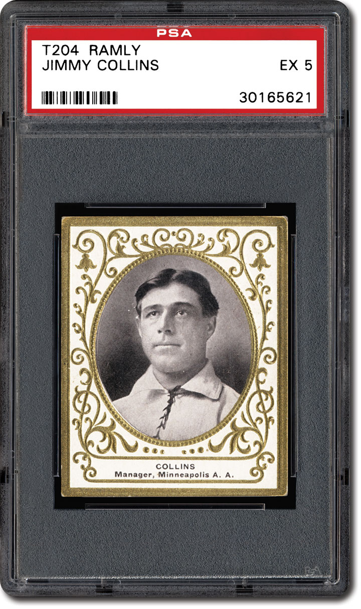 Psa Set Registry Collecting The 1909 Ramly Cigarettes T204
