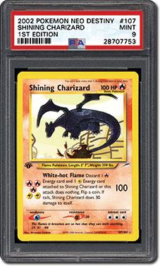 Shining Charizard