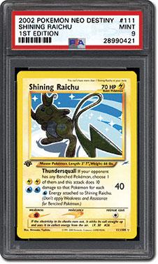 Shining Raichu