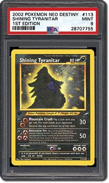 Shining Tyranitar