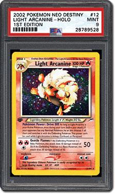 Light Arcanine