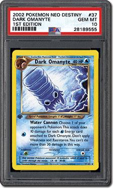 Dark Omanyte
