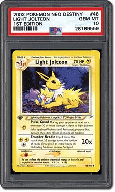 Light Jolteon
