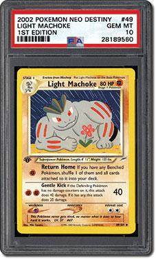 Light Machoke