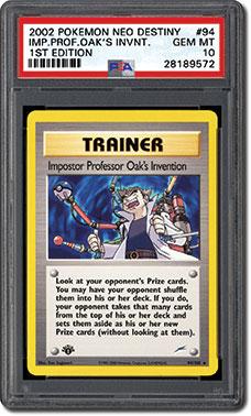 Impostor Prof Oak's Invention