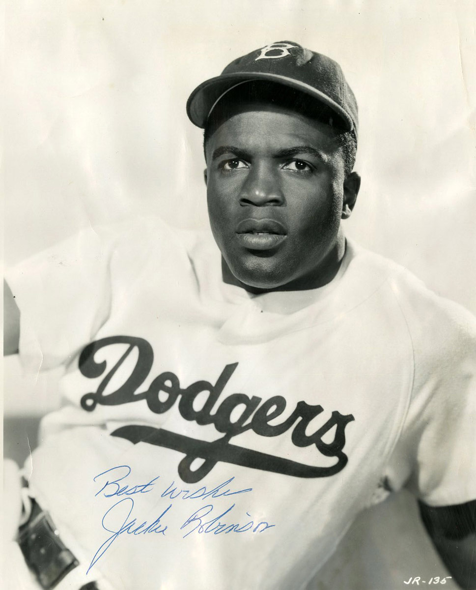 the value of courage the story of jackie robinson