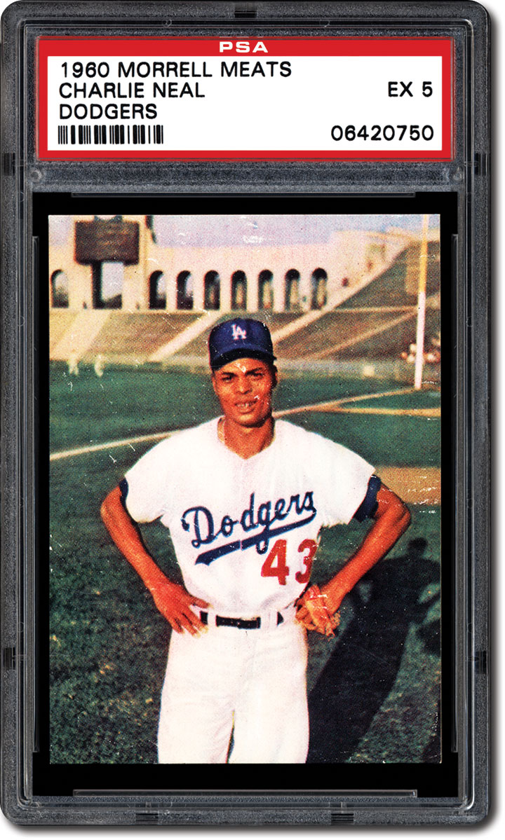 The Morrell Of The Story These Are Tough Vintage Dodgers Cards