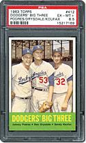 Dodgers' Big Three