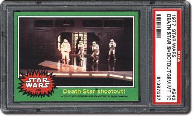 Death Star shootout