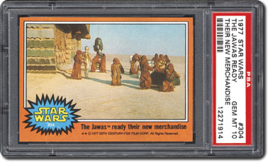 Jawas ready for new merchandise