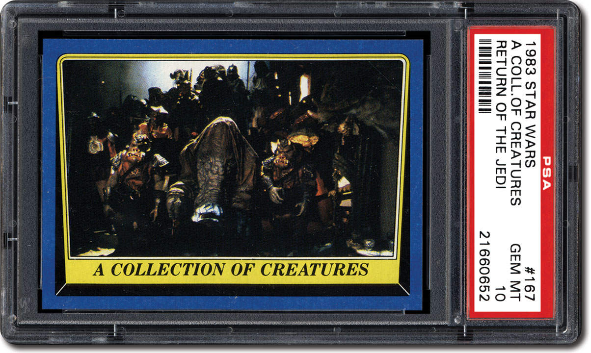 Star Wars Return of the Jedi TOPPS Series 2 1983 Blue Border You Pick Lot of 5