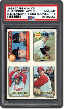 Jackson/Azcue/McLain/White Sox Rookies