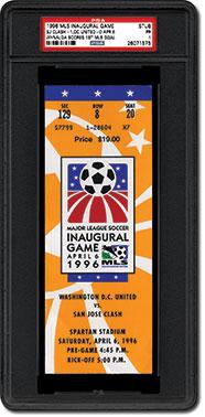1996 MLS Inagural Game