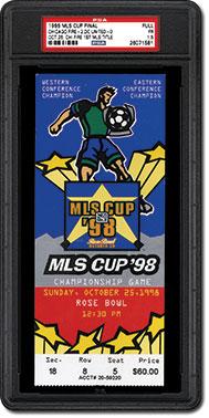 998 MLS Cup Final