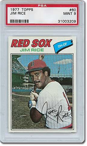 Psa Set Registry A Look At The 1977 Topps Baseball Card Set