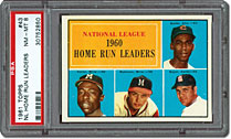NL home run leaders