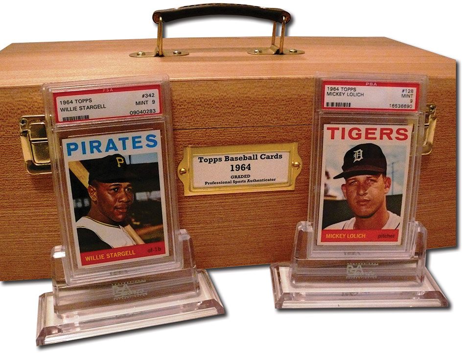 A Collectors Journey The Dilemma Of A Growing Sports Card