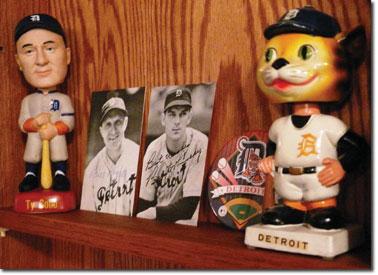 Tigers display