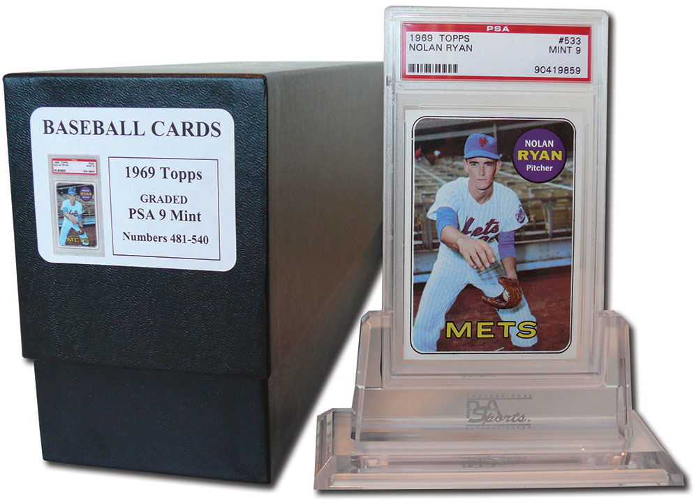 A Collectors Journey The Dilemma Of A Growing Sports Card Collection