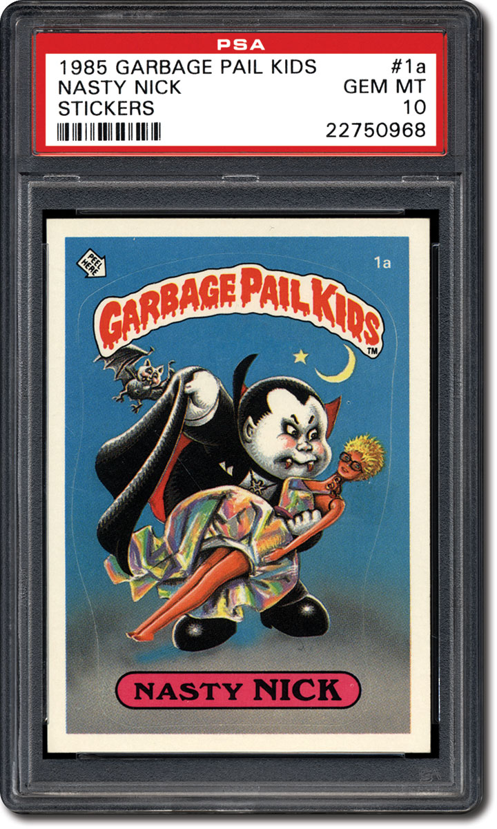 1557a3cd69d PSA Set Registry  Collecting the 1985 Topps Garbage Pail Kids Series ...