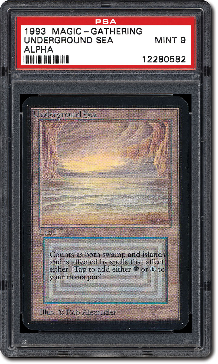 PSA Set Registry: Collecting the 1993 Magic: The Gathering ...