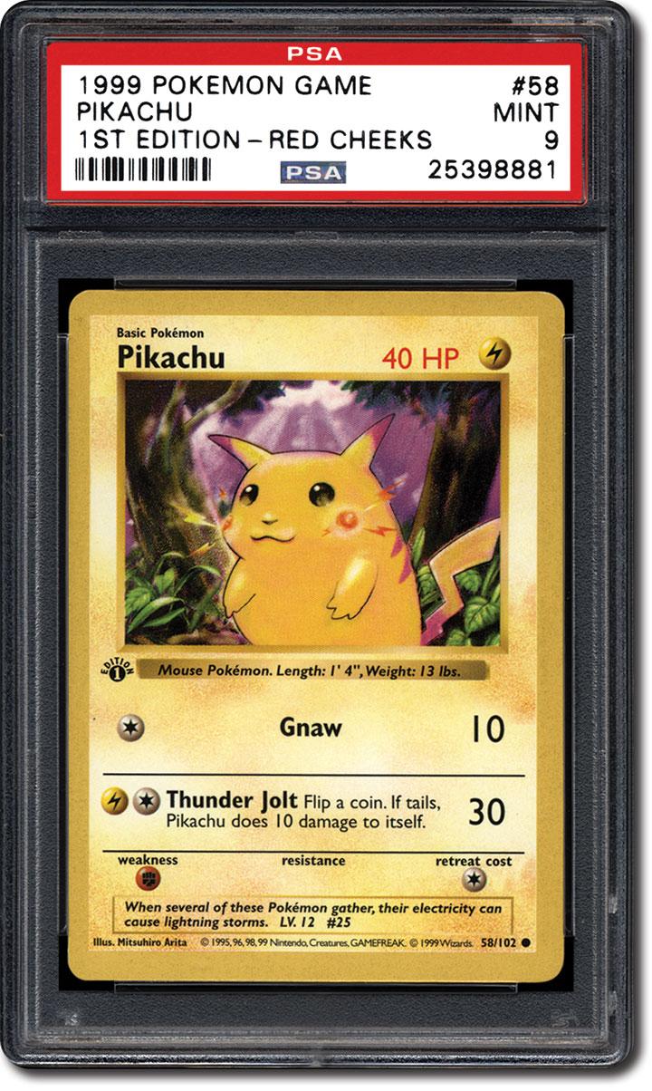 A professional Pokémon card expert valued our childhood collections A professional Pokémon card expert valued our childhood collections new foto