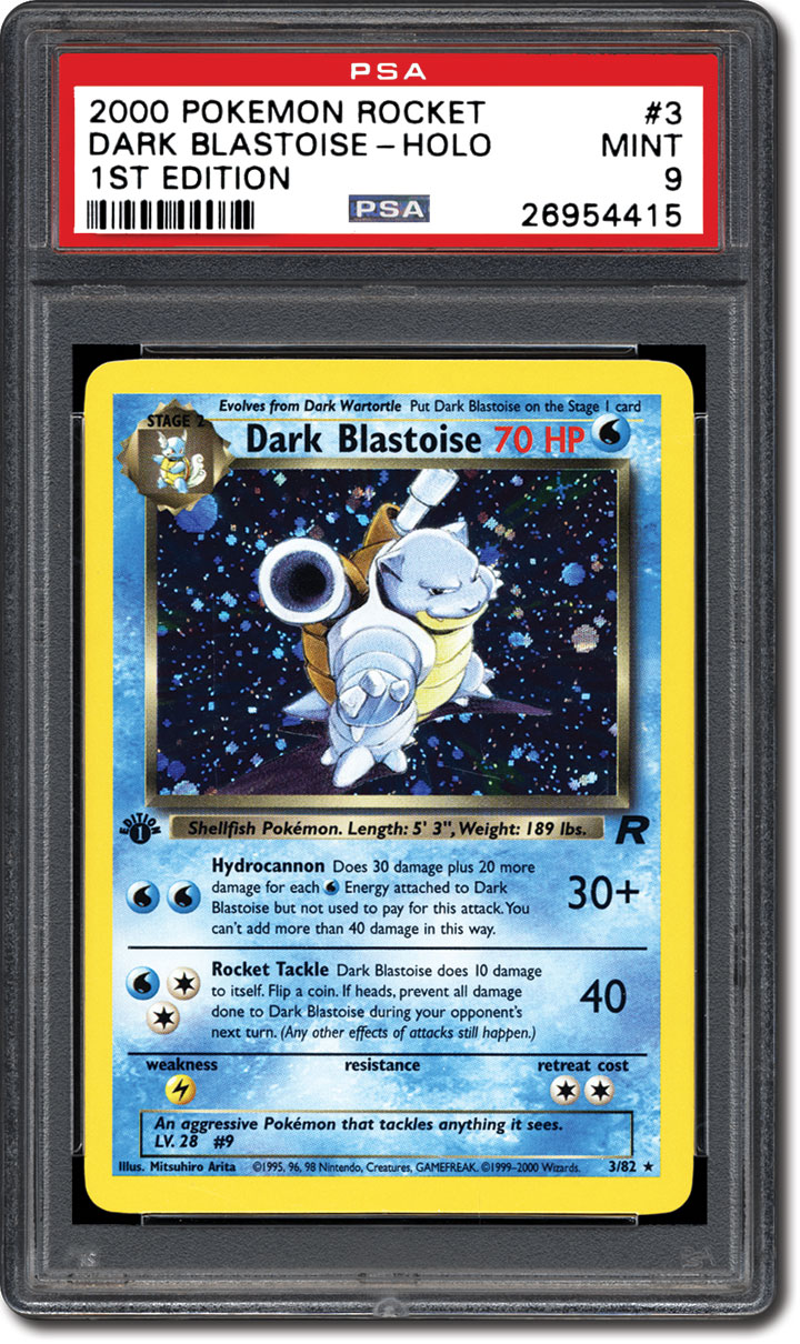 Lot of 20 Rocket Edition Set All Common//Uncommon Cards Pokemon TCG