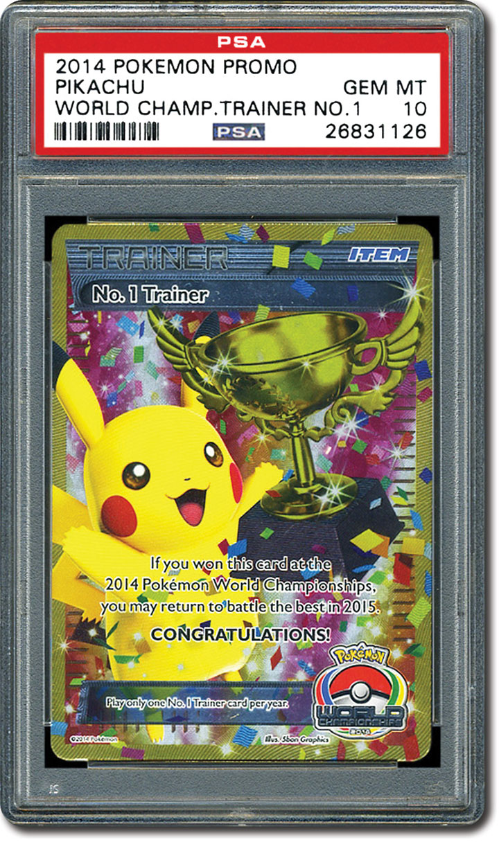 ive turned down multiple 10000 plus offers on my psa 10 no 1 trainer said pratte - Where Can I Sell My Pokemon Cards In Person
