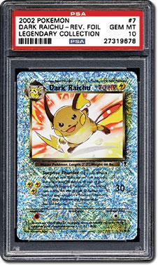 Dark Raichu
